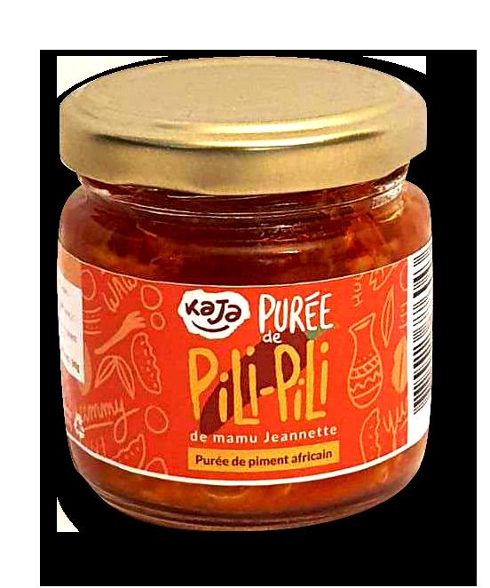 Sauce Pili-Pili de mamu Jeannette fond transparent
